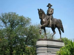 George Washington Cockcade