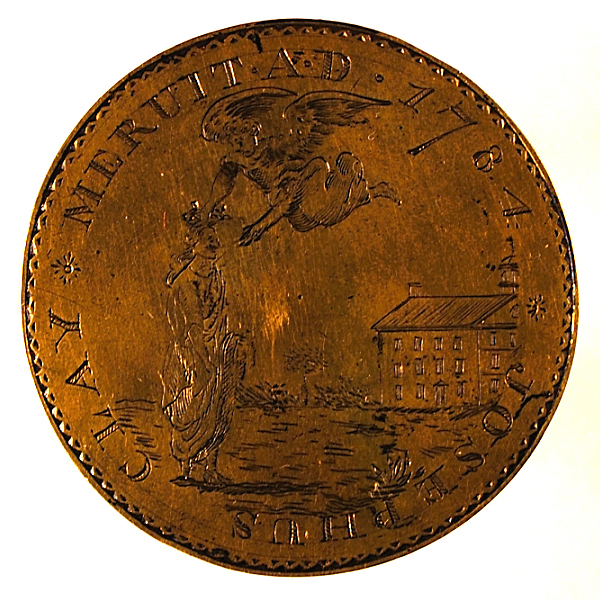 Princetons, Clay Medal by Scot.jpg
